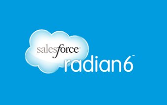 Salesforce and Radian6