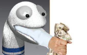 Partners aren't sock puppets